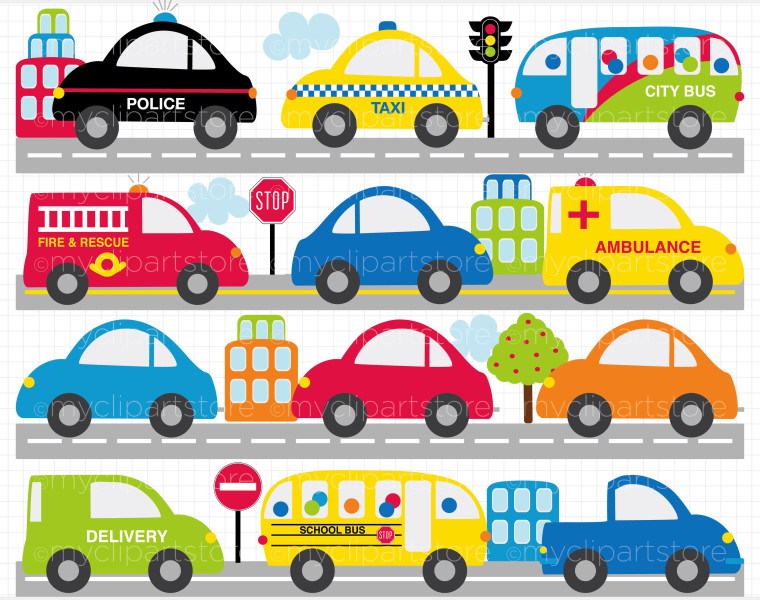 City Car Clipart 20 Free Cliparts