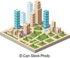 City center Stock Illustration Images. 8,657 City center.