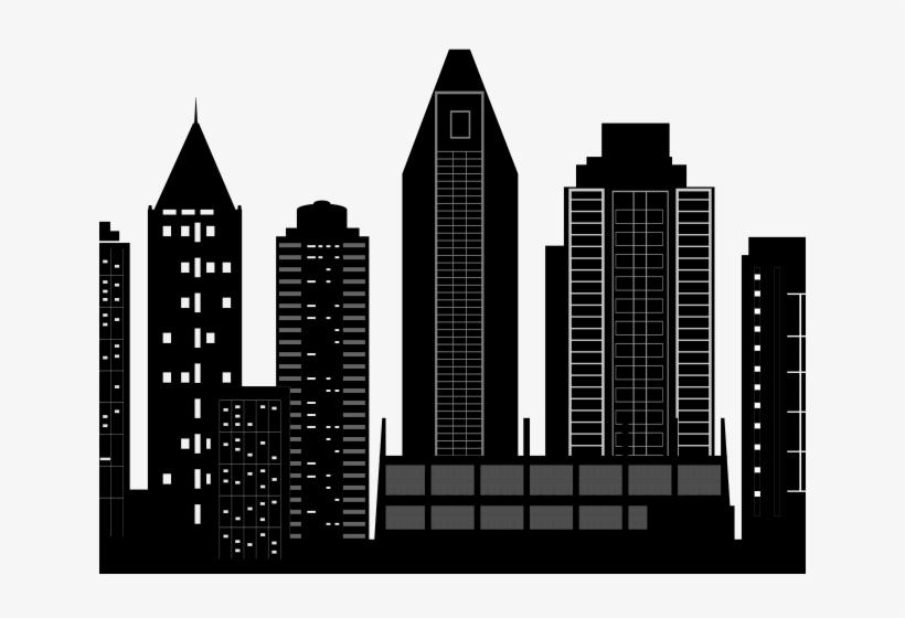 City Clipart Big City.