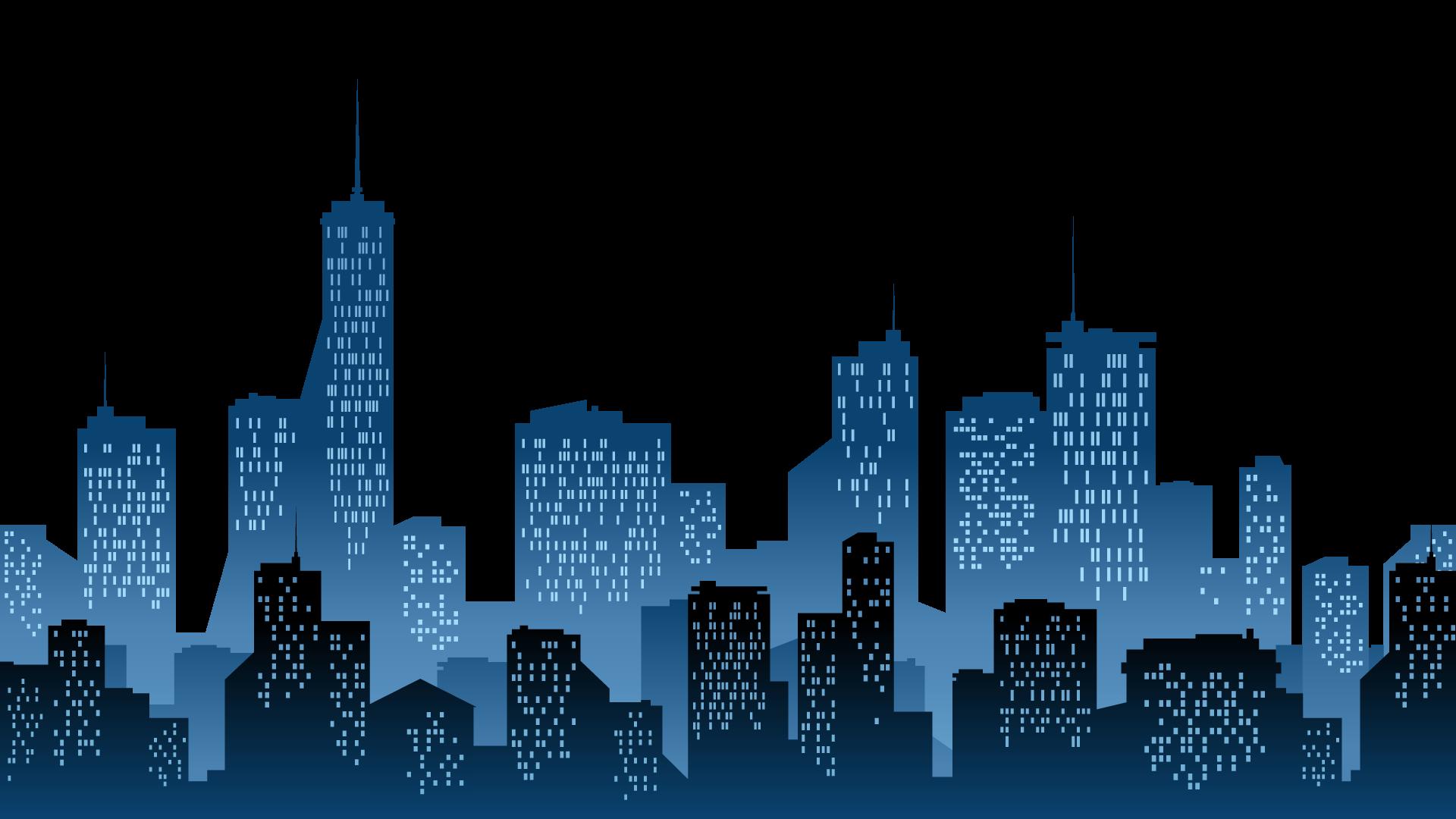 Cities: Skylines Silhouette Clip art.