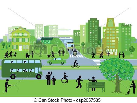 City Vector Clipart EPS Images. 147,992 City clip art vector.