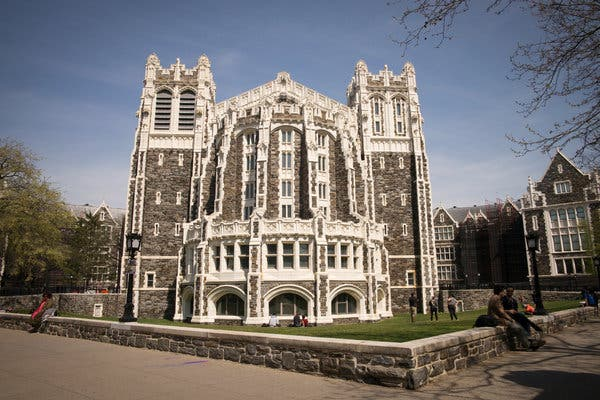 Dreams Stall as CUNY, New York City\'s Engine of Mobility.