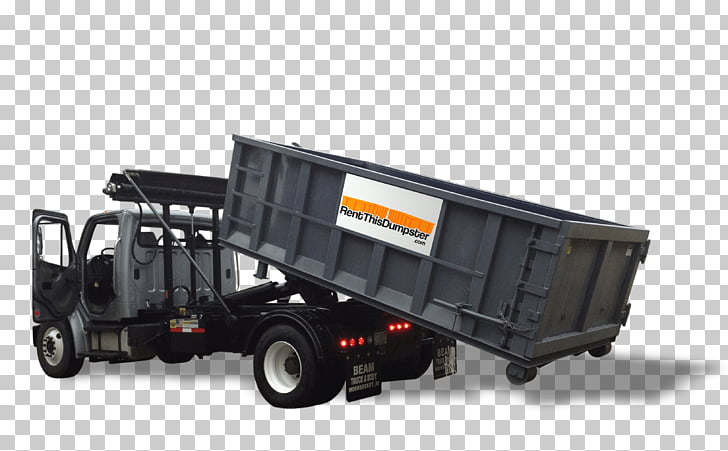 Dumpster Waste Business Company Roll.