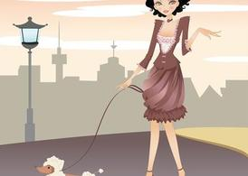 City Girl Clipart Picture Free Download.