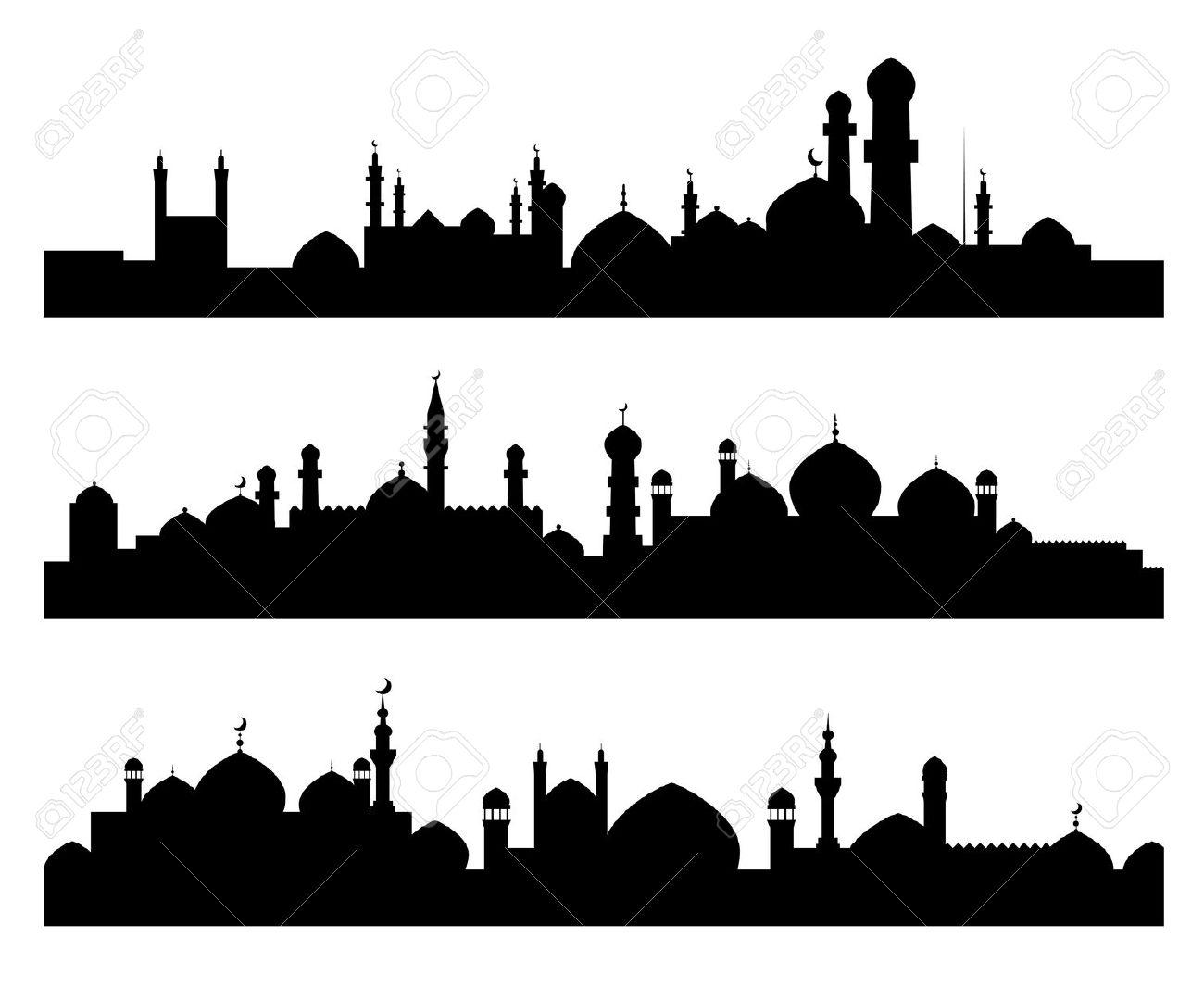 Islamic history clipart.