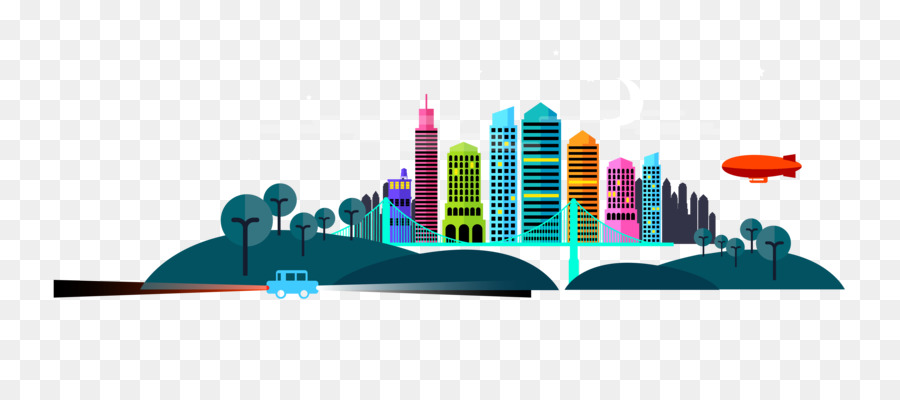 City Icon png download.
