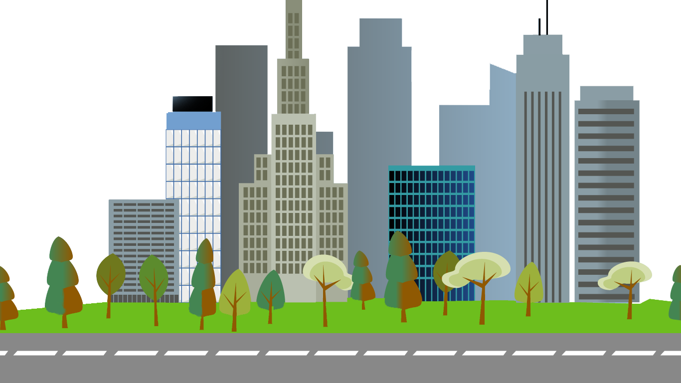 Download Transparent Background City Clipart PNG Image with.