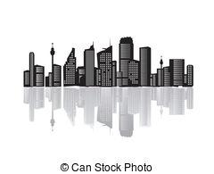 City landscape Vector Clipart EPS Images. 19,023 City landscape.