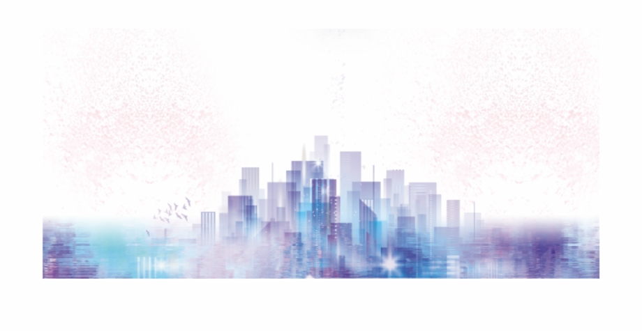 Ftestickers City Citylights Skyline Dreamy.