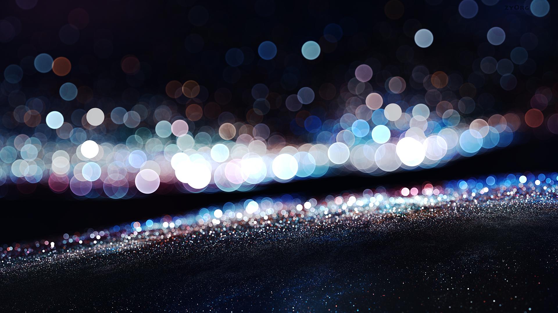 city lights art inspiration.