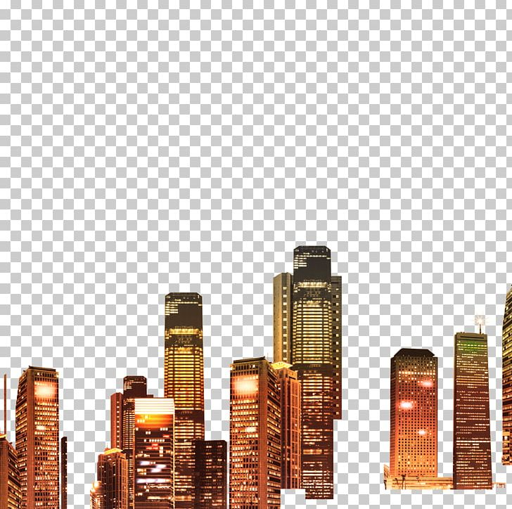 Nightscape Building City PNG, Clipart, Apartment, Building, Business.