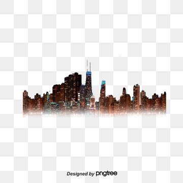 City Lights Png, Vector, PSD, and Clipart With Transparent.