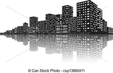 Clipart City Line.