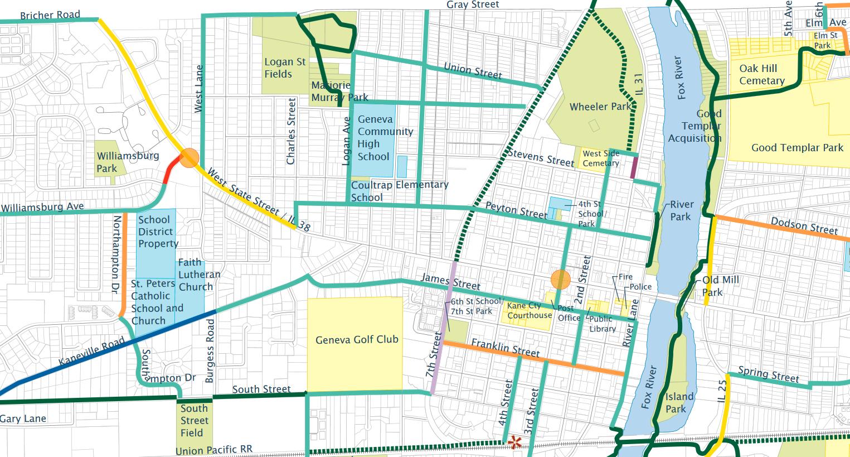 City Maps.