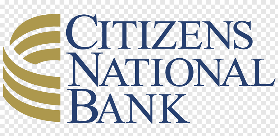 City Logo, Citizens National Bank, Service, Citizens.