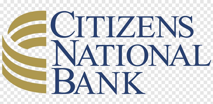 City Logo, Citizens National Bank, Service, Citizens.