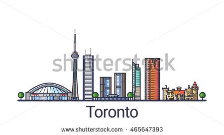 Toronto Stock Photos, Royalty.