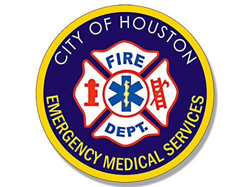 Amazon.com: ROUND City of Houston Emergency Medical Service.