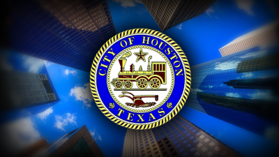City of Houston says unauthorized website collecting water bill.