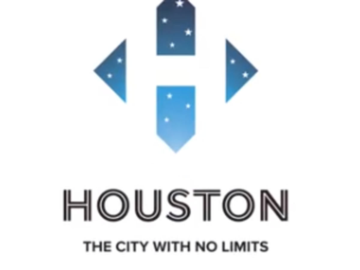 Houston's not hot! New slogan touts city's unlimited possibilities.