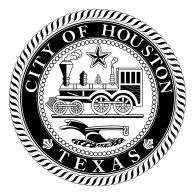Seal of the City of Houston.
