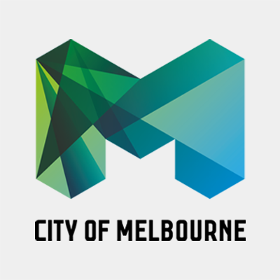 City of Melbourne homepage.