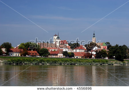 Famous City On The Danube, Hungary Vac Stock Photo 4556896.
