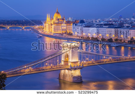Danube Stock Photos, Royalty.