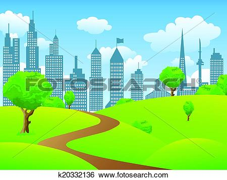 City park clipart - Clipground