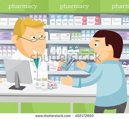 Pharmacy Shop Stock Photos, Royalty.