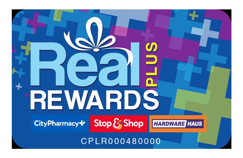 Real Rewards.
