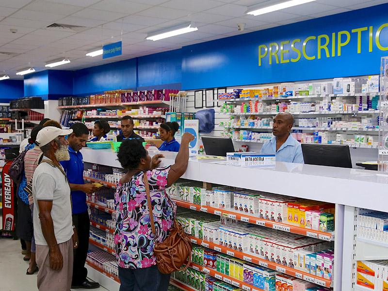 City Pharmacy.