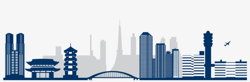 Download Free png Tokyo Transparent Background City With Transparent.