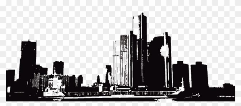 City Vector, HD Png Download.