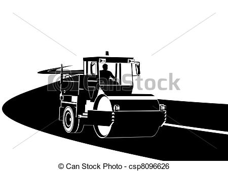 Free Road Construction Clipart.