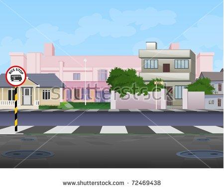 City Road 写真素材 72469438 : Shutterstock.