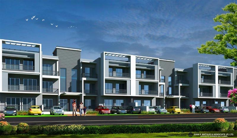 Mapsko City Home in Sonipat,Luxury Homes in Sonipat for Sale.