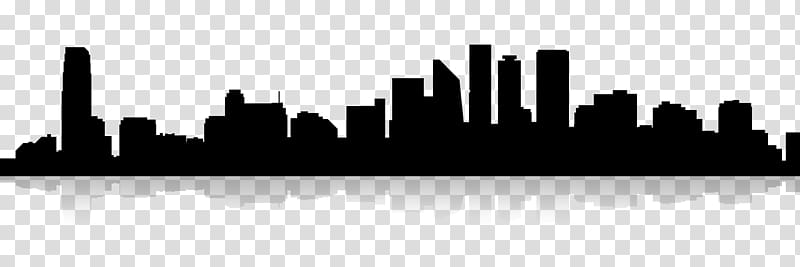 Cities: Skylines Silhouette , city silhouette transparent background.