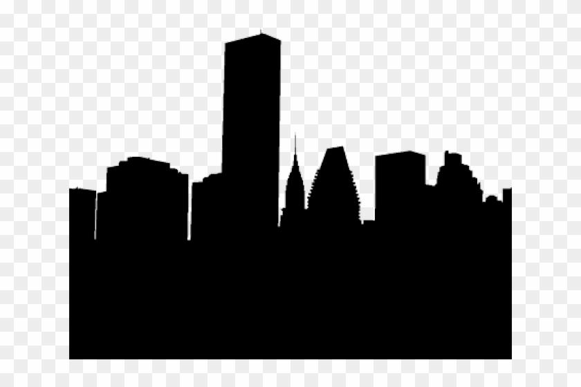 Skyscraper Clipart Houston.