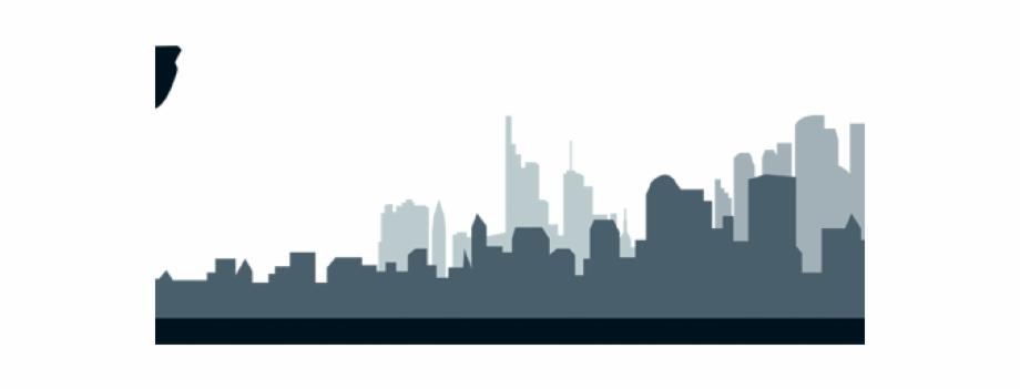 City Clipart Skyline New York.