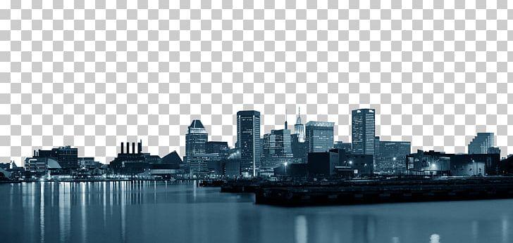 Silhouette City Skyline PNG, Clipart, Blue, Building, City.