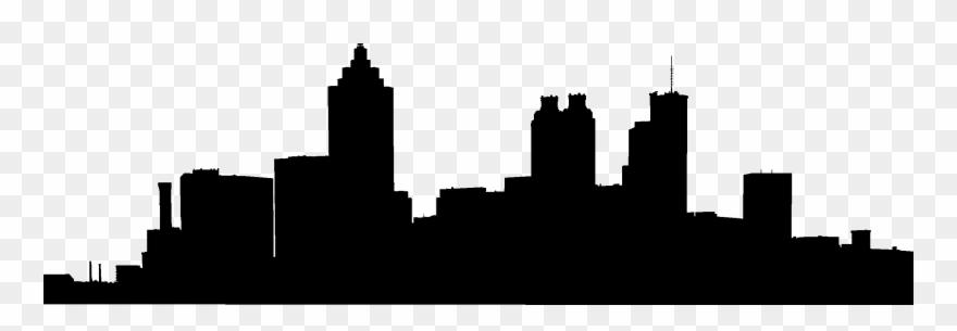 Atlanta Skyline Vector.