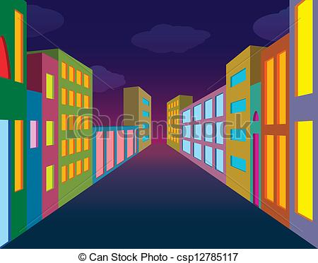 Street clipart - Clipground