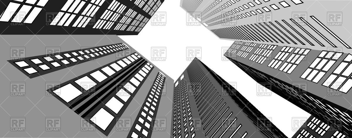 City view clipart #11