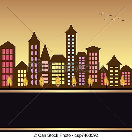 Cityscape Vector Clipart EPS Images. 33,988 Cityscape clip art.