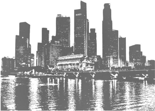 Cityscape Vector.