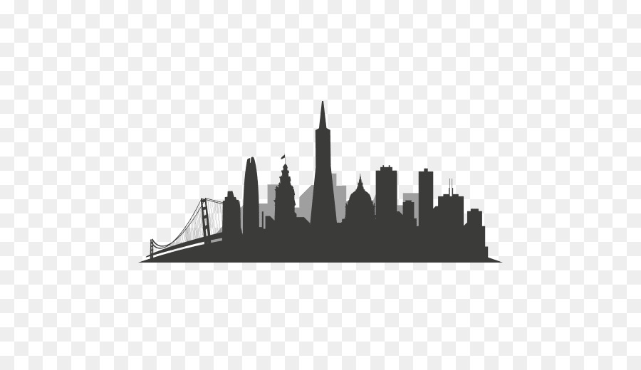 Free Cityscape Silhouette Png, Download Free Clip Art, Free Clip Art.
