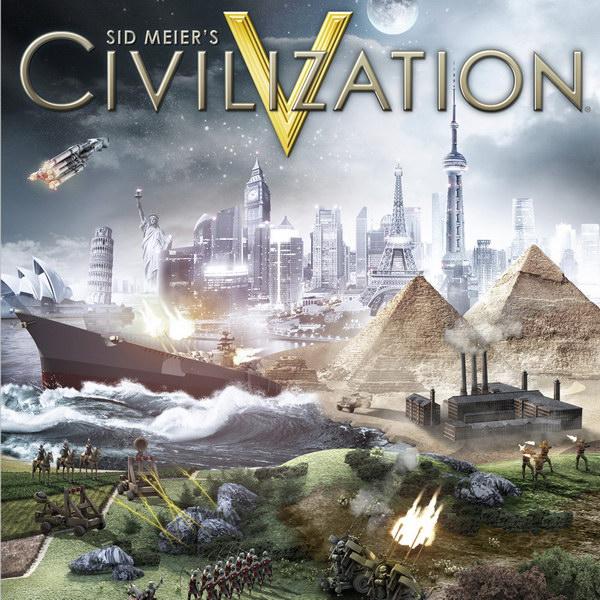 Civilization V Font.