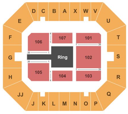 Glens Falls Civic Center Tickets in Glens Falls New York, Seating.