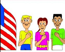 Civic responsibility clipart.